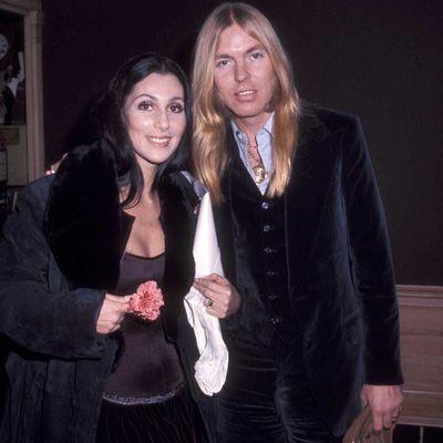 Cher and Greg Allman: Nine days