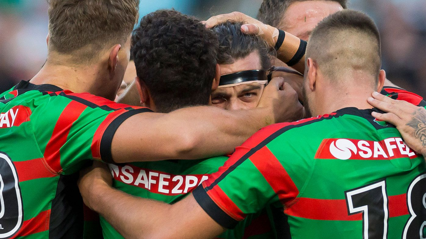 NRL: Cody Walker stars as Rabbitohs see-off Titans