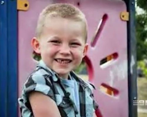 Bradyn Dillon was killed by his father in February 2016. Picture: Supplied
