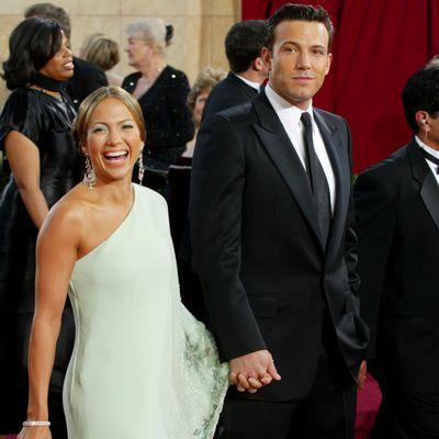Jennifer Lopez and Ben Affleck: March 2003