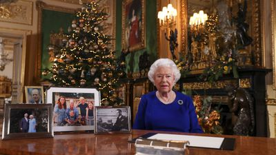 Queen's annual Christmas message