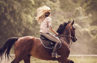 <strong>Horseriding</strong>