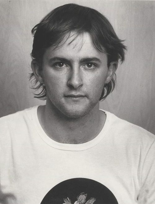 A photo of Anthony Albanese when he was younger.
