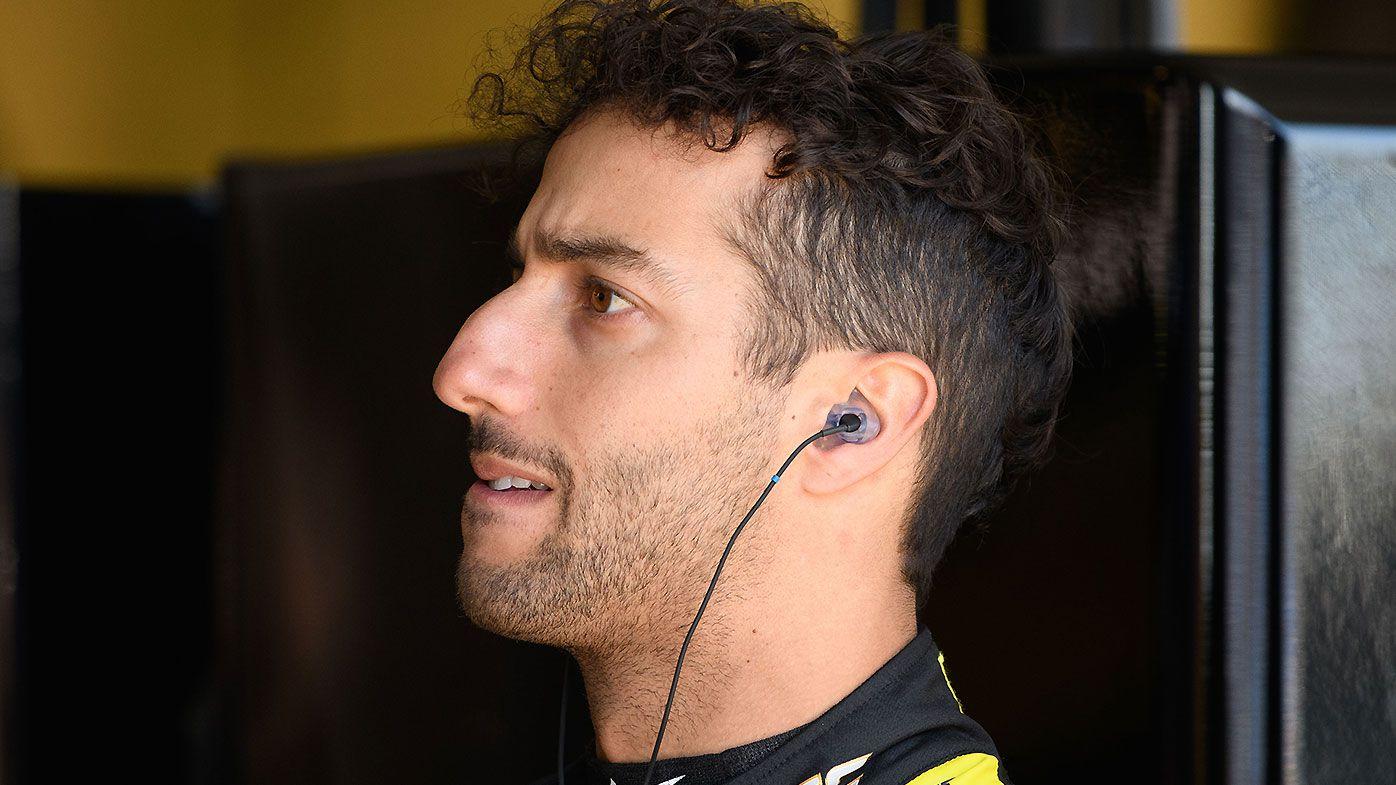 Bizarre reason behind Daniel Ricciardo's Renault struggle at Australian GP