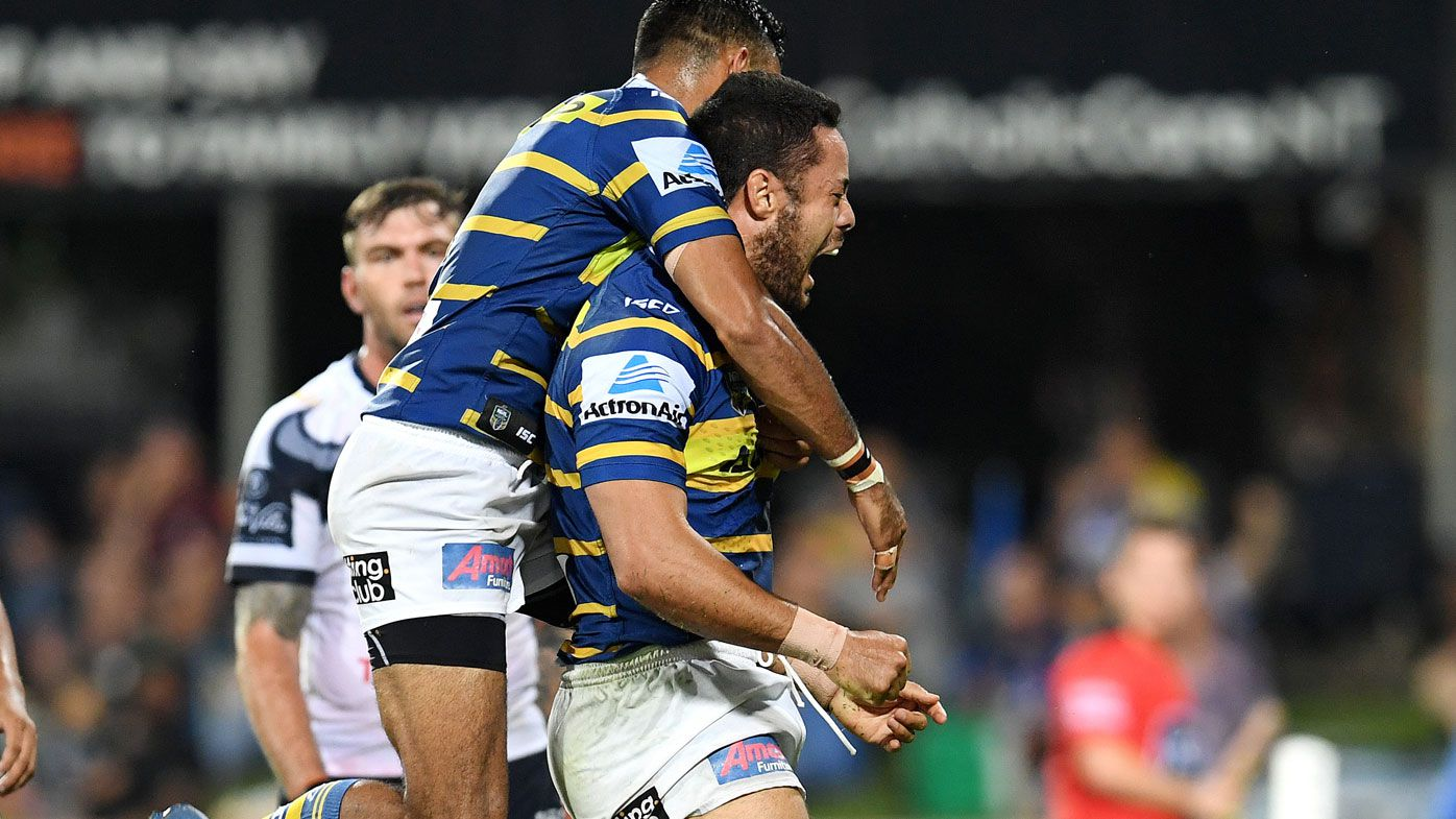 Hayne plane lifts off as Eels beat Cowboys