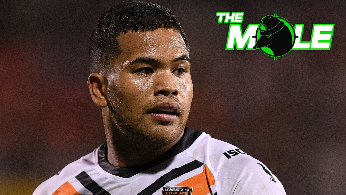 The Mole: Marsters rises above abuse, Rabbitohs consider Roberts to replace Inglis
