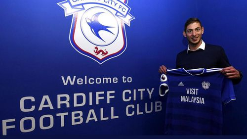 Emiliano Sala joined Cardiff City this week.