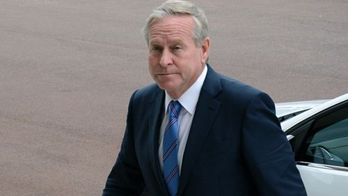 Western Australia's former Liberal National government under Colin Barnett has been criticised in an inquiry as poor economic managers. (AAP)