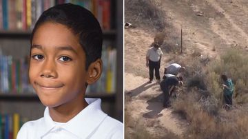 Remains of 'bright' 10-year-old found in Arizona desert