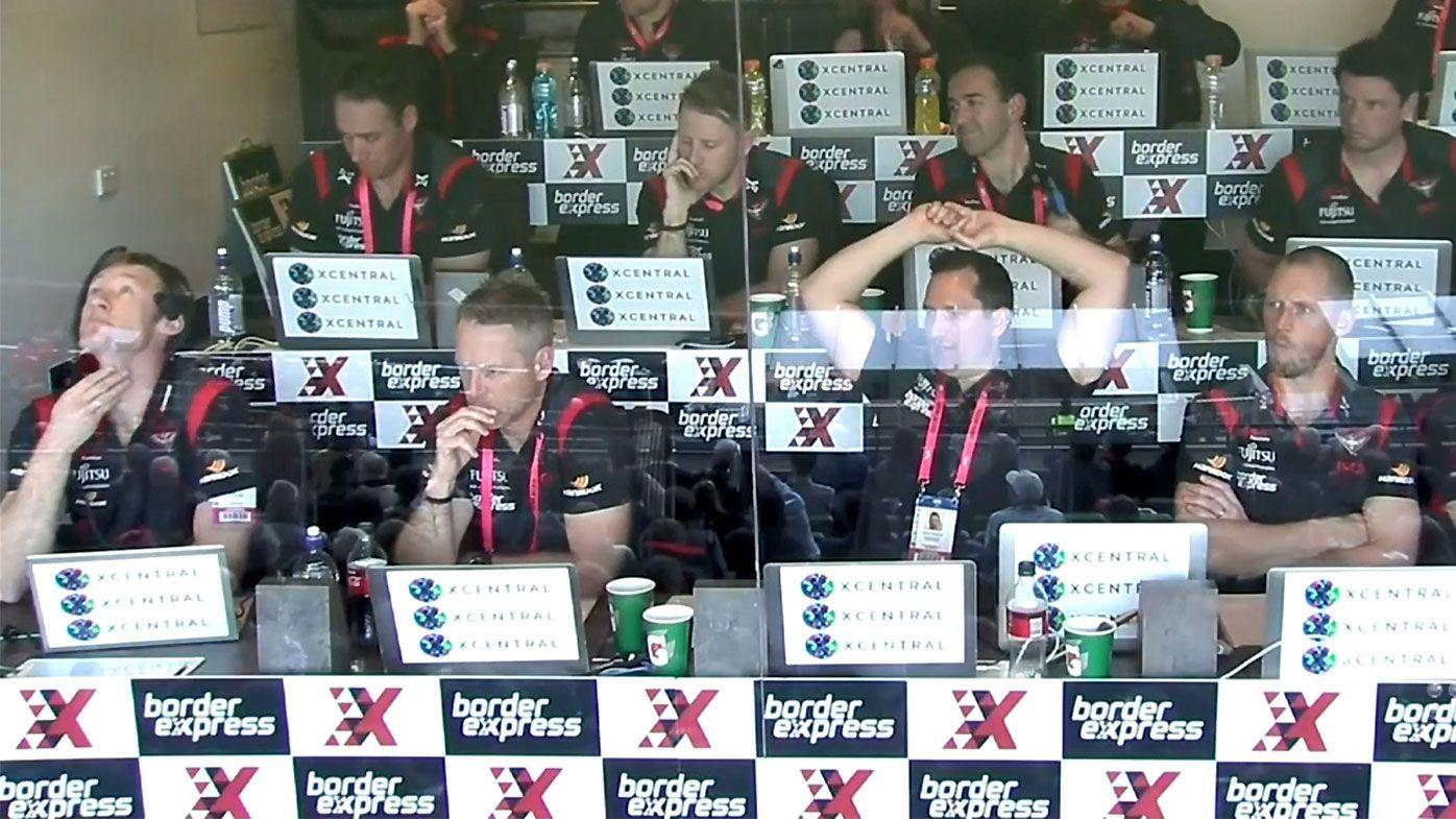 AFL great Matthew Lloyd slams over-staffing amid mass job losses due to COVID-19