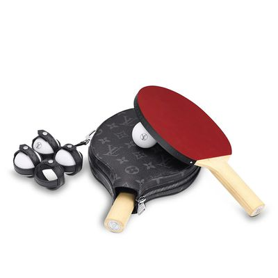 Louis Vuitton ping pong paddles