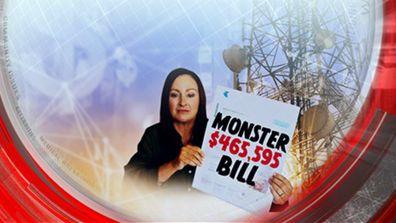 Monster $465,595 bill