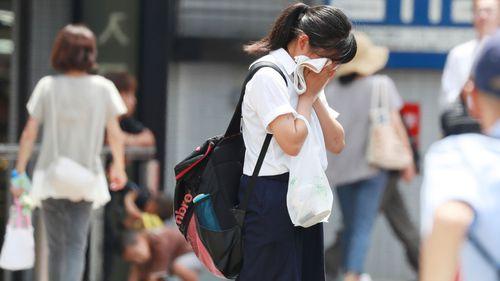Japan's killer heatwave sparks Olympics daylight saving calls