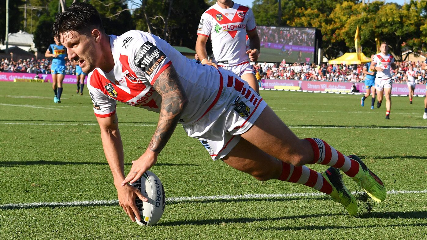 NRL Try of the Year: Vote for your favourite from Round 3