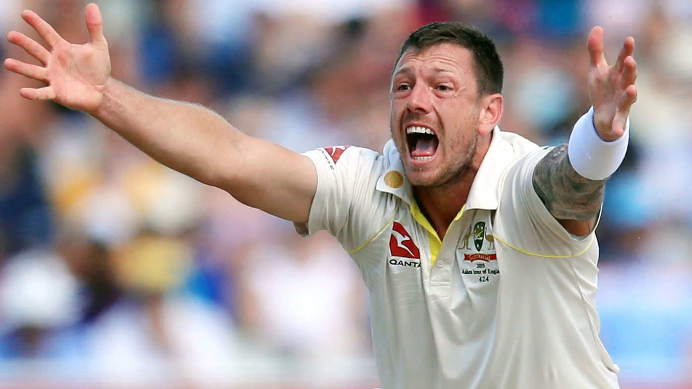 Aussies mull rejigged attack for third Test, with James Pattinson back in frame