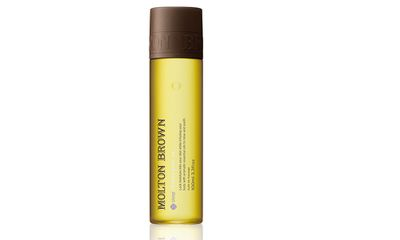 "<a href=""http://www.moltonbrown.com.au/store/bath-body/body-remedies-sleep/sleep-cedrus-body-oil/RTR038/"" target=""_blank"">Sleep - Cedrus Body Oil, $60, Molton Brown</a>"