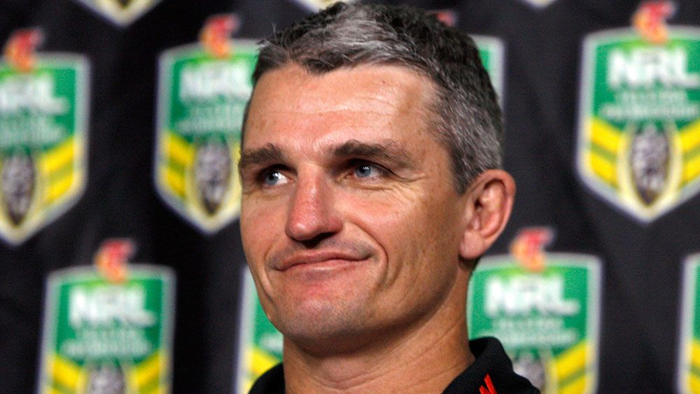 Ivan Cleary. (Getty)