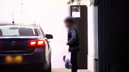 The 12-year-old boy was caught up in a gambling debt believed to be about $4 million, police allege. Picture: 9NEWS