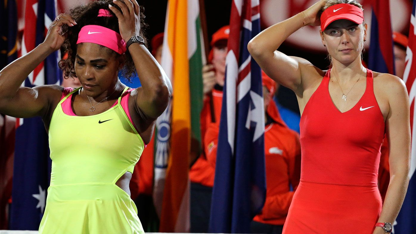 Serena Williams faces Maria Sharapova in first round at US Open