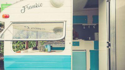 'Frankie' the Fun Vintage Glampervan (1968) - Qld