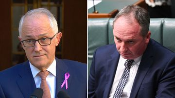 PM bans ministers from sex with staff after Joyce's 'world of woe'