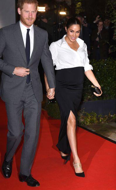 Prince Harry & Meghan Markle Endeavour Fund Awards 2019