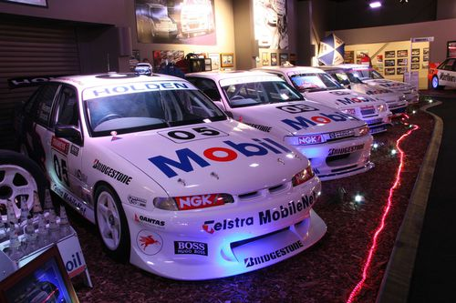 Motoring history up for grabs at Peter Brock auction