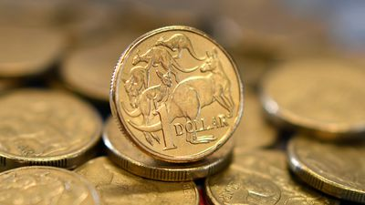 Aussie dollar nears biggest bounce in year