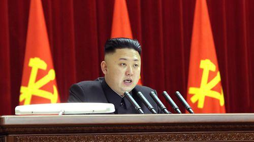 The real Kim Jong Un, leader of North Korea.