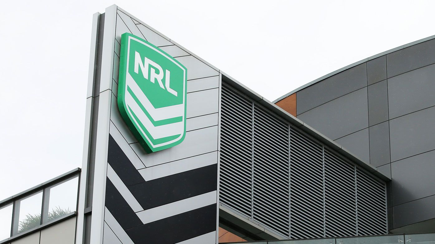 A general view of NRL headquarters