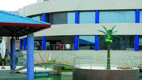 The Radisson Blu Hotel in Mali. (Radisson file image)