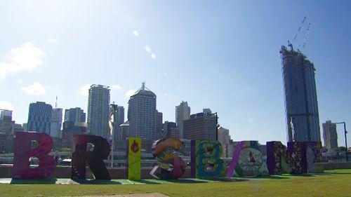 Brisbane sizzles through summer.