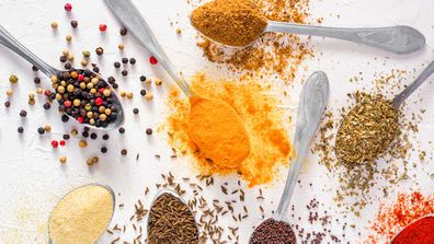 Spices for immunity