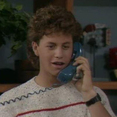 Kirk Cameron as Mike Seaver: Then