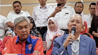 Malaysia's ex-leader Najib Razak arrested by anti-graft agency