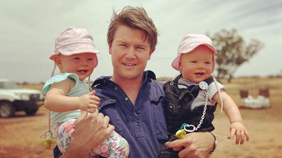 Today SHow host Alex Cullen understands the impact of drought on farmers.