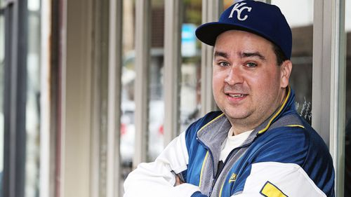 Sam Hammington has become a reality TV star in South Korea. (AAP)
