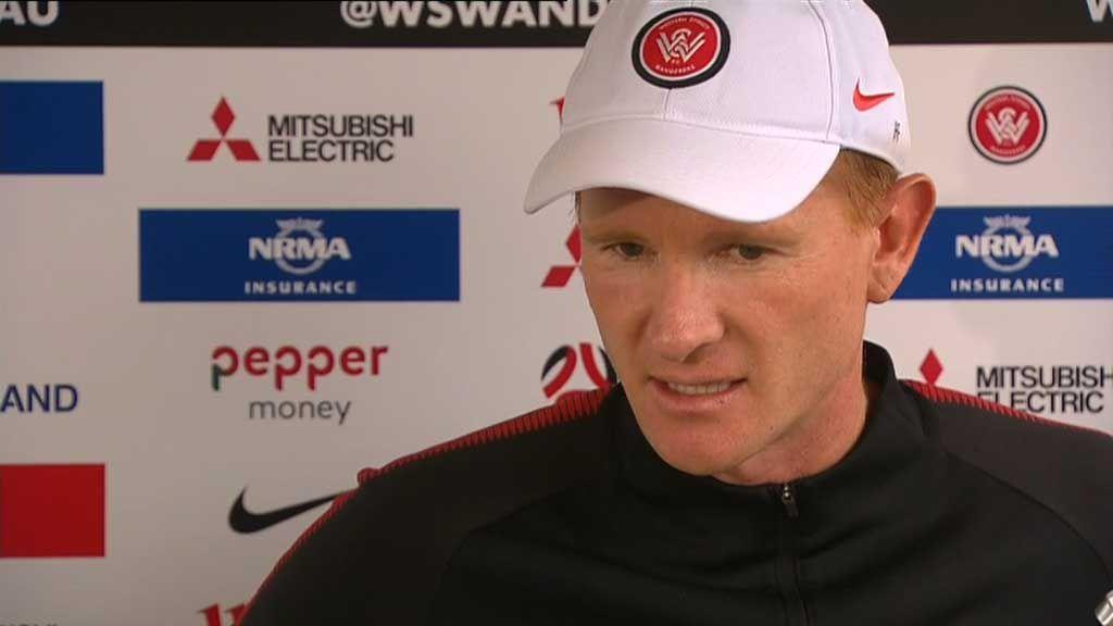 Foxe named interim Wanderers coach