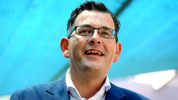 Labor's Daniel Andrews. (AAP)