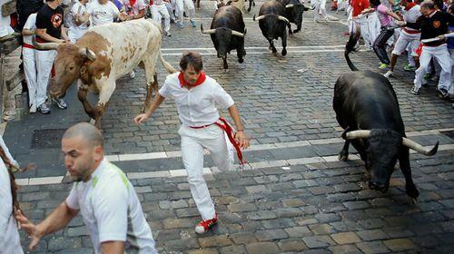 Social media blamed as Spanish bull-run deaths hit double figures
