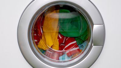 Using too much laundry detergent