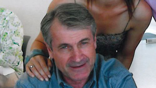 Horse trainer Les Samba was shot dead in February 2011. (Supplied, Victoria Police)