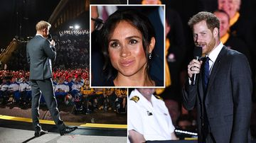 Harry 'so proud to introduce Meghan to you, Australia'