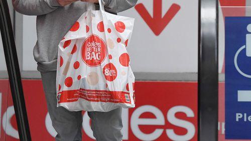 A Coles Better Bag.