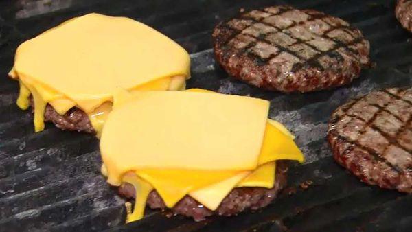 McDonald's burgers shake it up