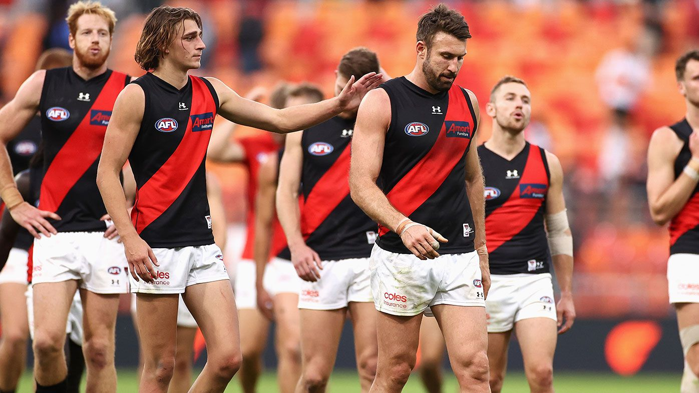 Essendon playing group