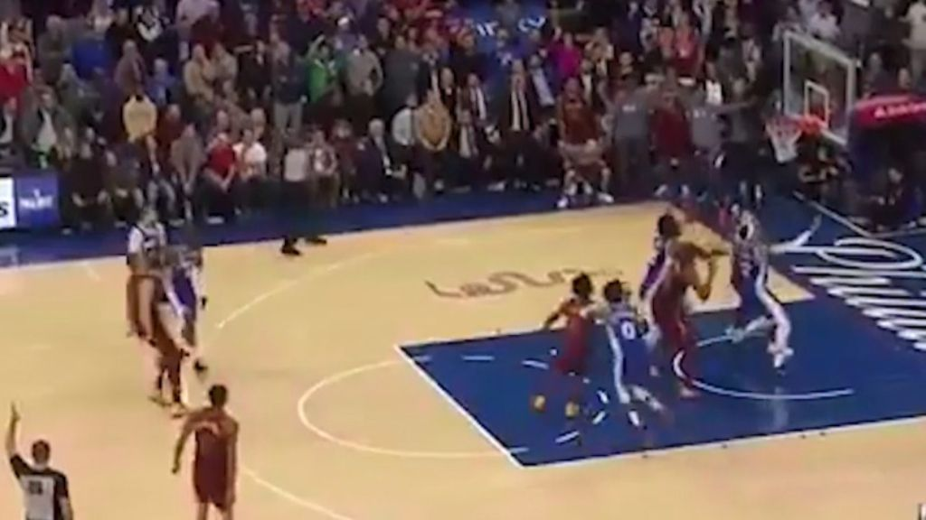 Ben Simmons makes successful injury return as 76ers survive major scare from Cavaliers