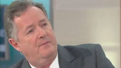 British broadcaster Piers Morgan quit the television show he has co-hosted for six years following controversial comments he made about Meghan Markle.