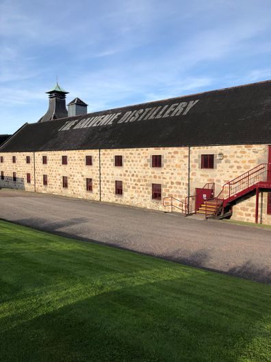 A number of distilleries, including Balvenie, run whisky tours.