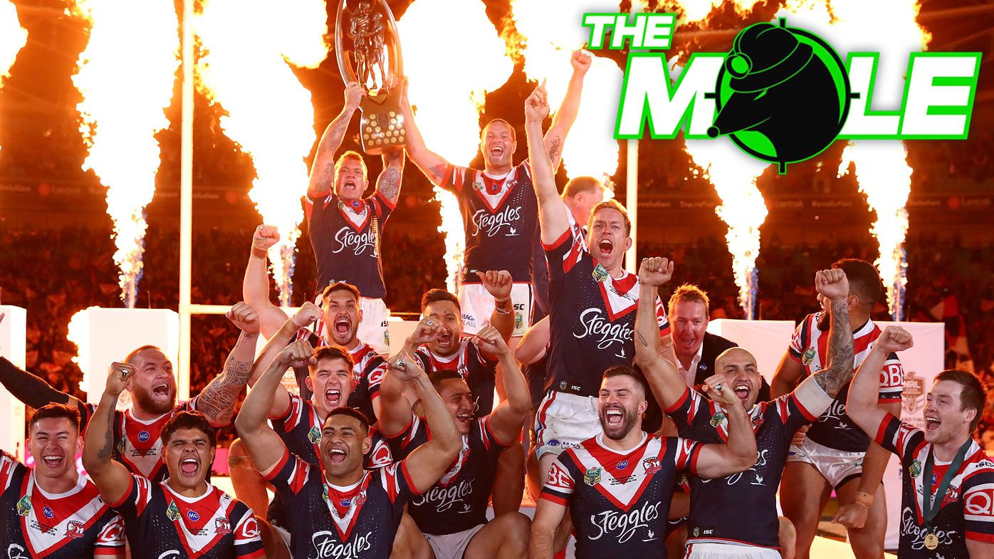 The Mole: Sydney Roosters to chase New Zealand Test star